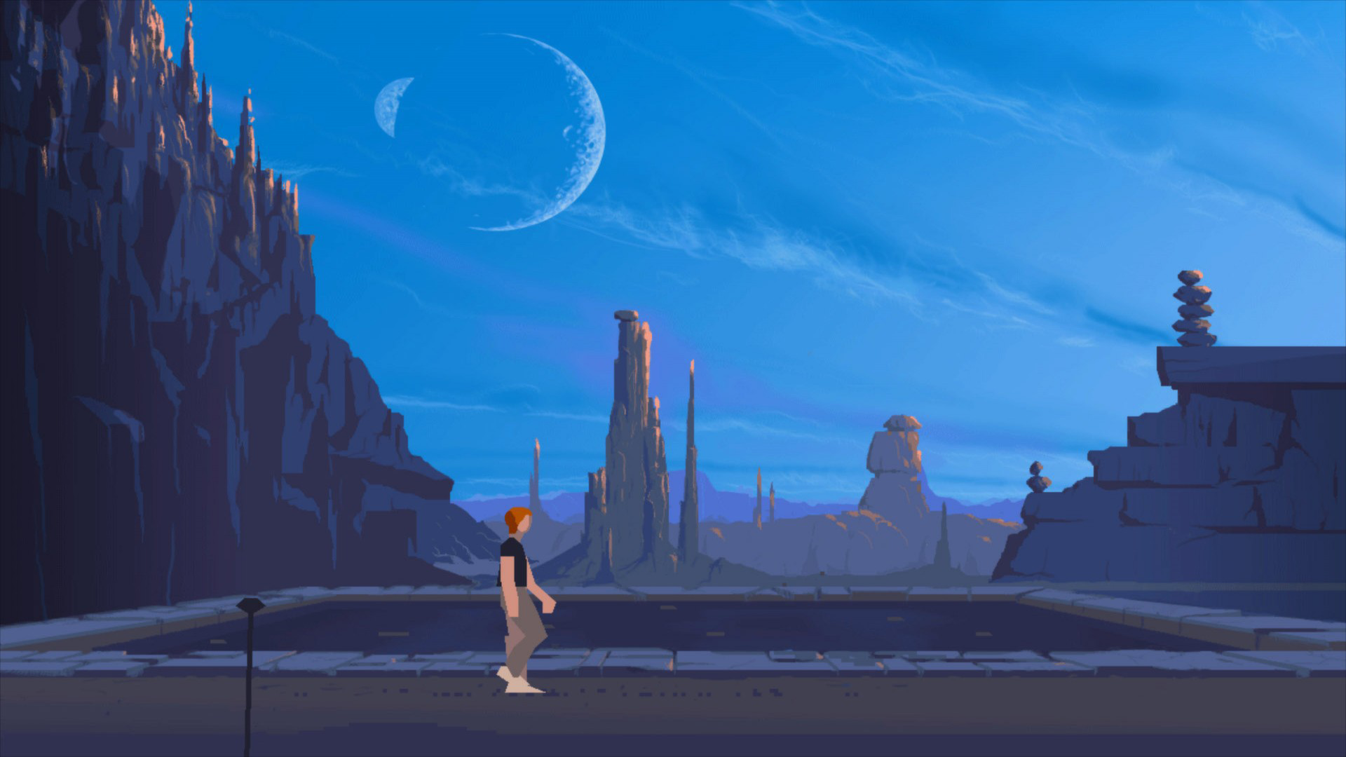 Another World - Our selection of « Retro - Arcade » video games