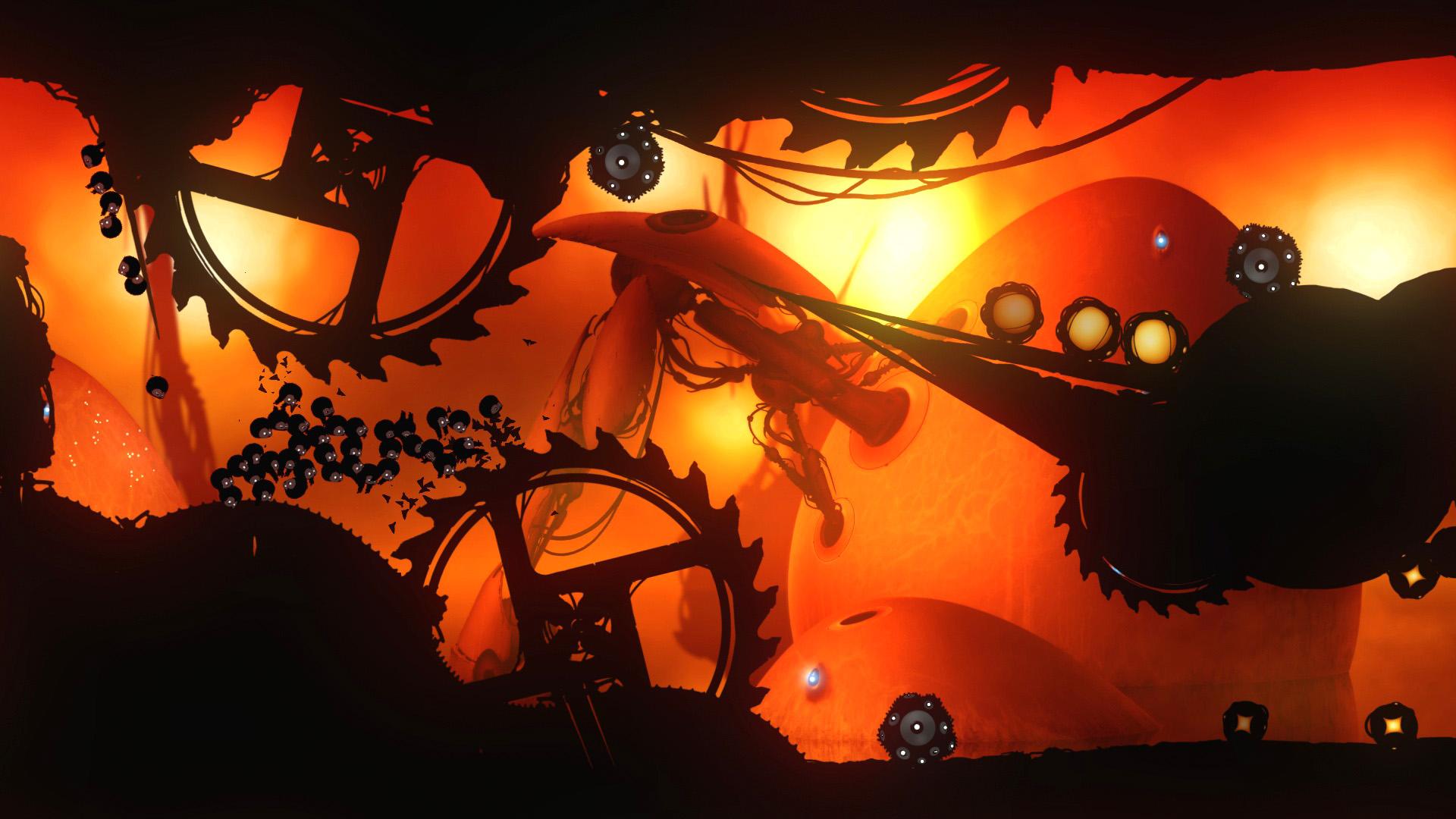 Badland : Game Of The Year Edition - Sélection de jeux vidéo « Adresse - Dextérité »