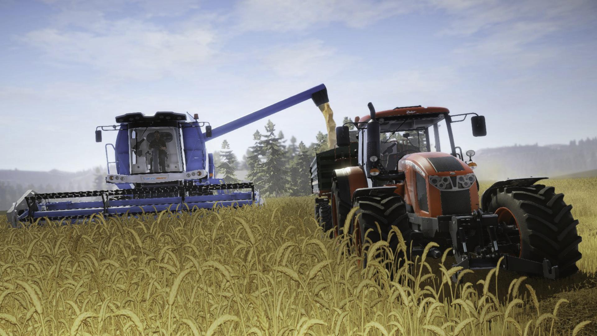 Pure Farming 2018 - Notre sélection de jeux vidéo « Gestion - Organisation »