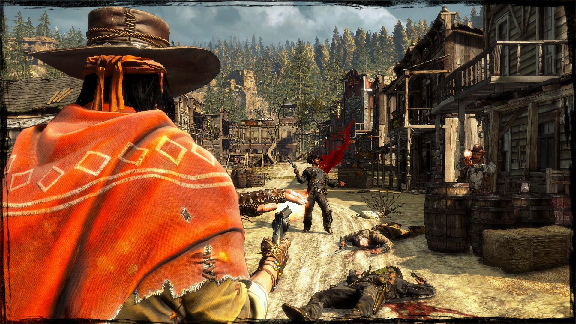 Call of Juarez: Gunslinger - Our selection of « Shoot 'em up » video games