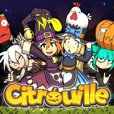 Citrouille: Sweet Witches