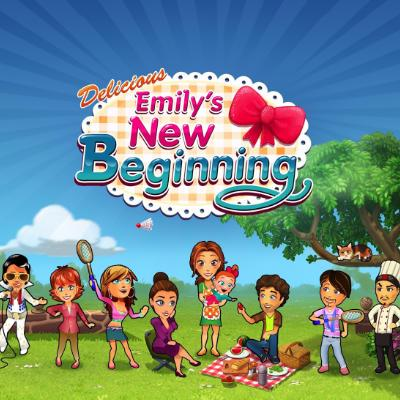 Delicious - Emily's New Beginning