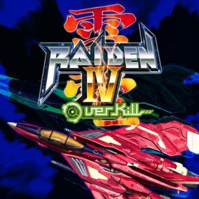 Raiden IV: OverKill