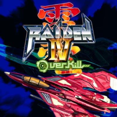 Raiden IV : OverKill