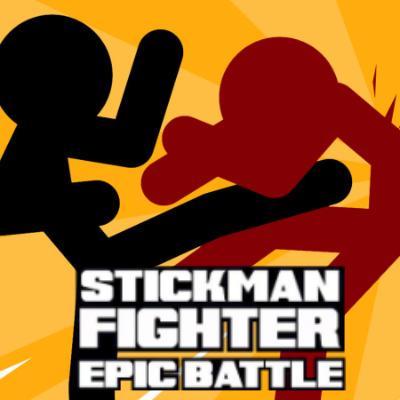 Stickman Fighter : Epic Battles