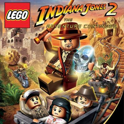 LEGO® Indiana Jones™ 2: L'Aventure Continue