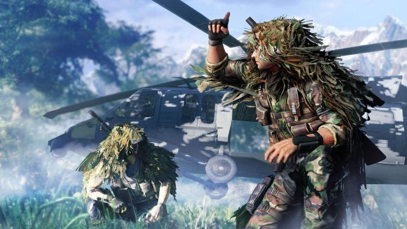 Sniper Ghost Warrior 2 - CI Games