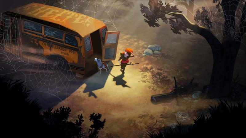 The Flame in the Flood - Curve Digital