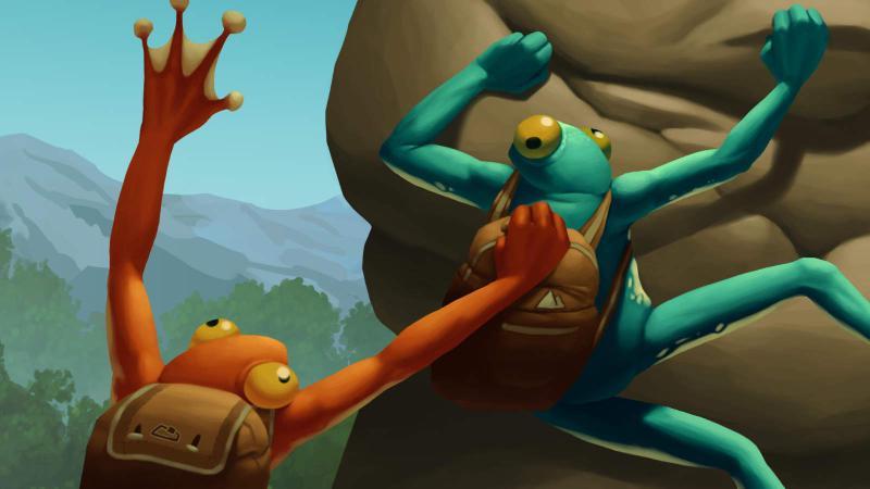 Frog Climbers - Plug In Digital