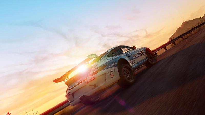 WRC 7 - Nacon
