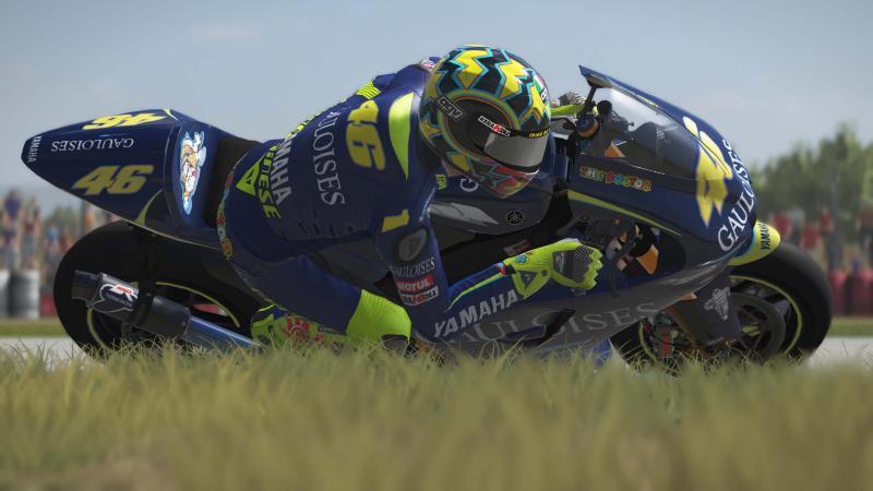 Valentino Rossi The Game - Milestone