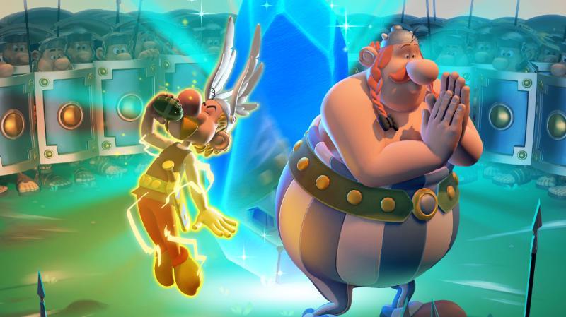 Astérix & Obélix XXL 3 - Le Menhir de Cristal - Microïds