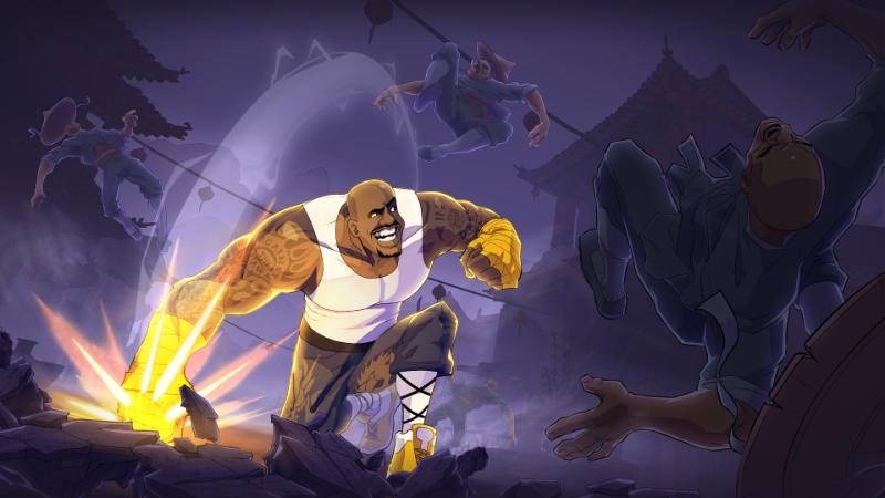 Shaq-Fu: A Legend Reborn - Mad Dog Games