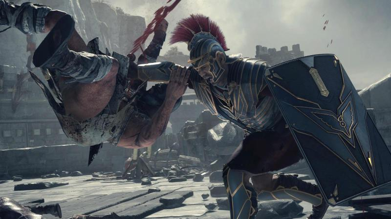 Ryse: Son of Rome - Crytek