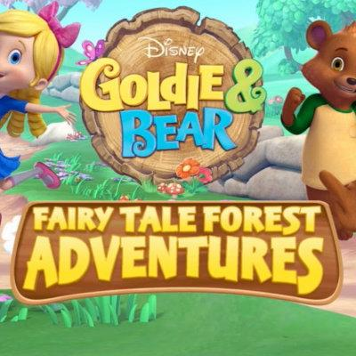 Disney Goldie & Bear : Fairy Tale Forest Adventures