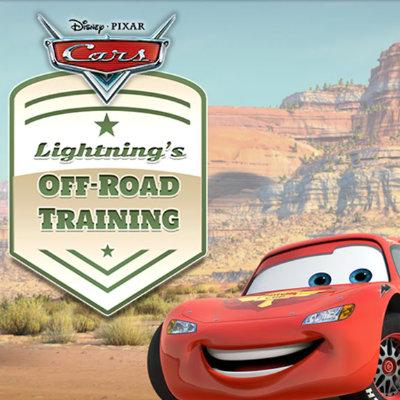 Disney-Pixar Cars: Lightning's Off-Road Training