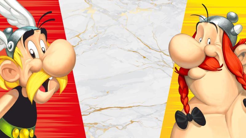 Astérix & Obélix XXL : Romastered - Microïds