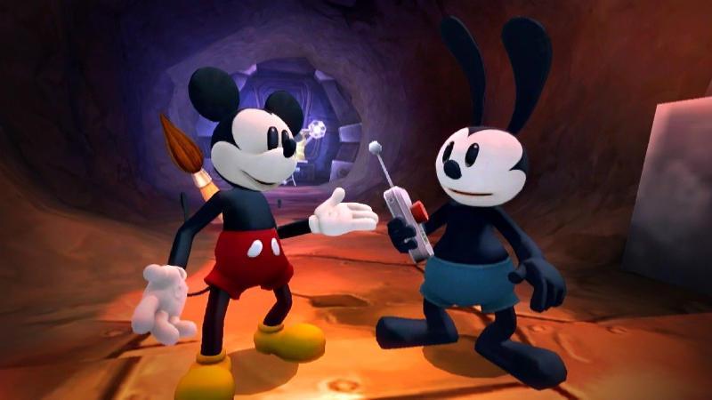 Disney Epic Mickey 2 : The Power of Two - Disney