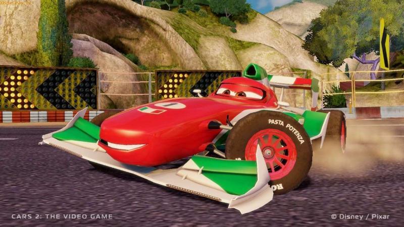 Disney-Pixar Cars 2: Le Jeu Vidéo - Disney