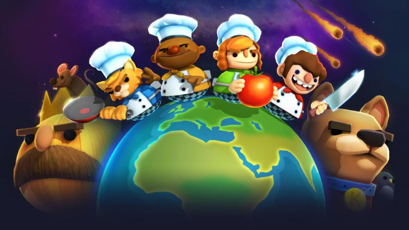 Overcooked - Team17 Digital Ltd