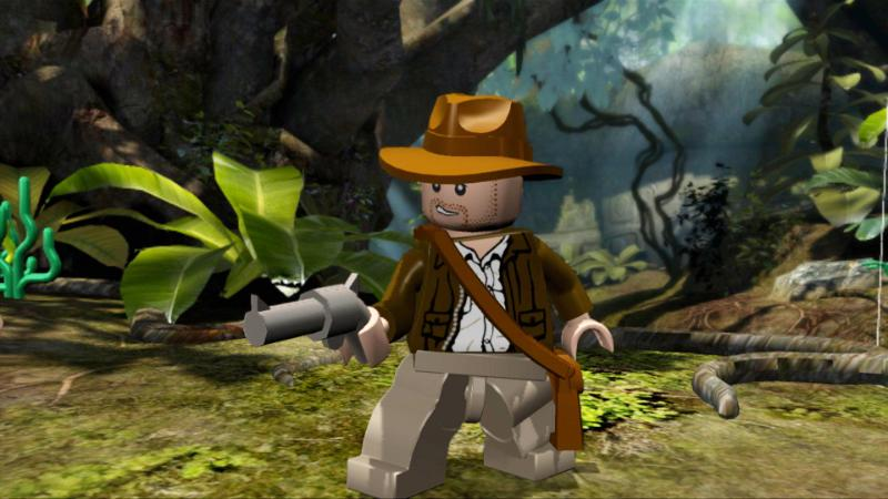 LEGO® Indiana Jones™: La Trilogie Originale - Disney