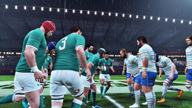 Rugby 20 - Nacon