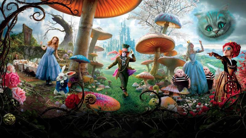 Disney Alice in Wonderland - Disney