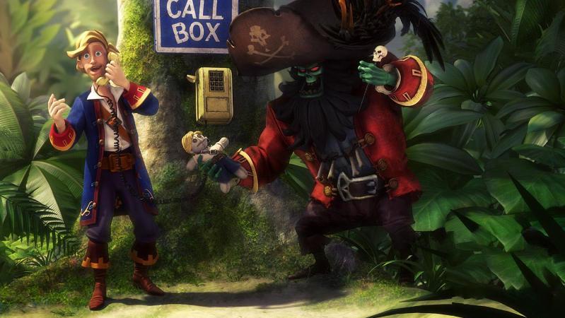 Monkey Island™ 2 Edition Spéciale: LeChuck's Revenge™ - Disney