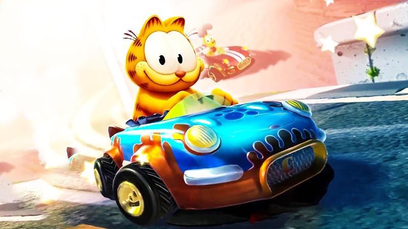 Garfield Kart - Microïds