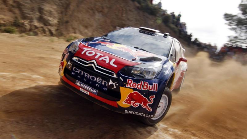 Sébastien Loeb Rally EVO - Milestone
