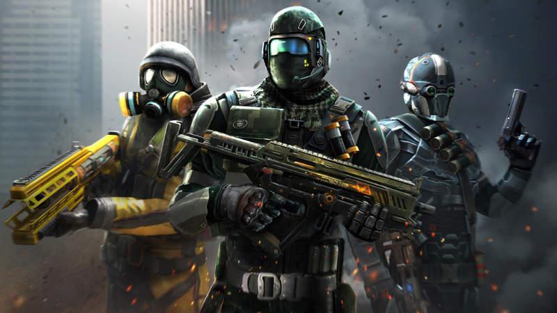 Modern Combat 5 Blackout - Gameloft