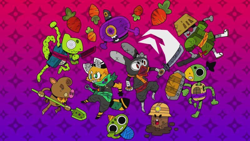 Ninjin: Clash of Carrots - Modus Games