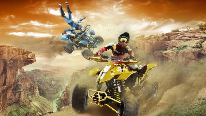 ATV Drift & tricks - Microïds