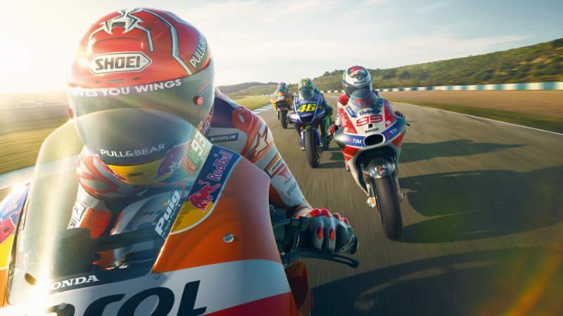 MotoGP 17 - Milestone
