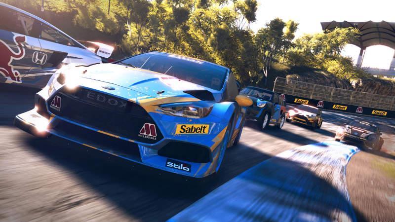 V-Rally 4 - Nacon