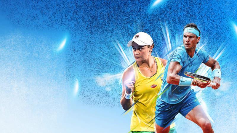 AO Tennis 2 - Nacon