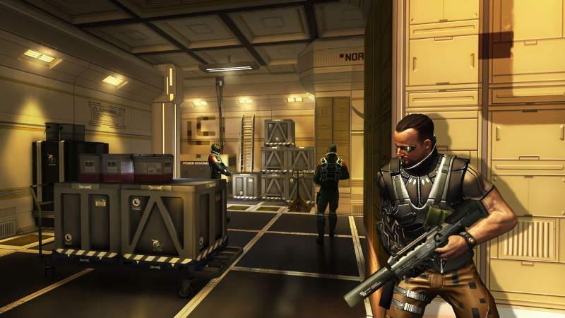 Deus Ex: The Fall - Square Enix