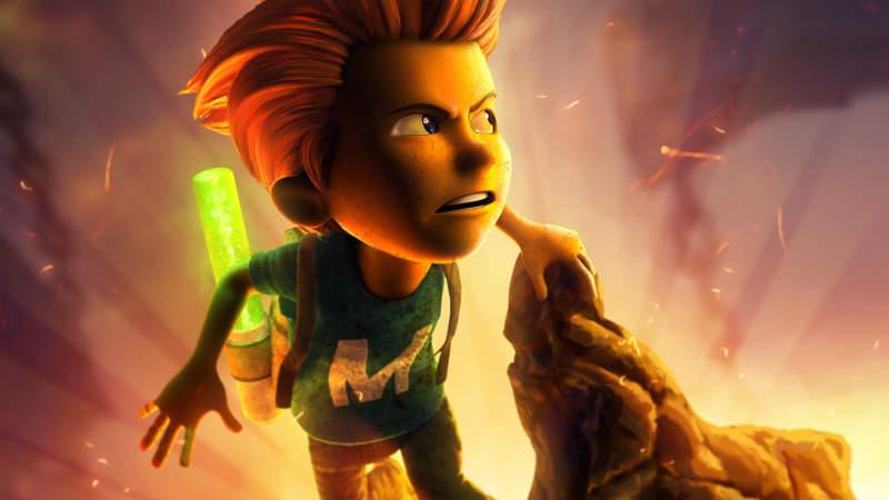 Max: The Curse of Brotherhood - Xbox Game Studios