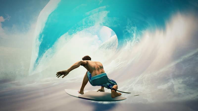 Surf World Series - Vision Games Publishing LTD