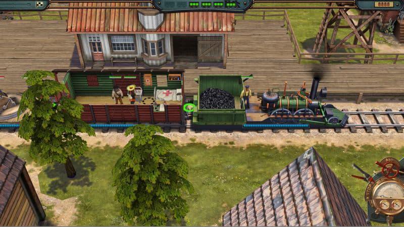 Bounty Train - Daedalic Entertainment