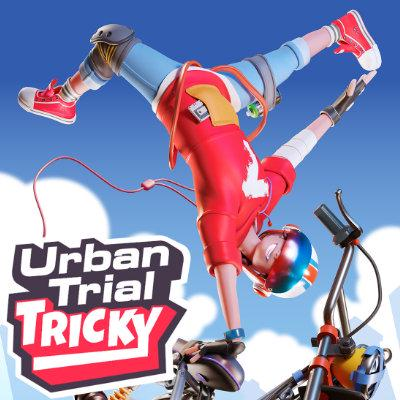 Urban Trial Tricky Deluxe Edition™