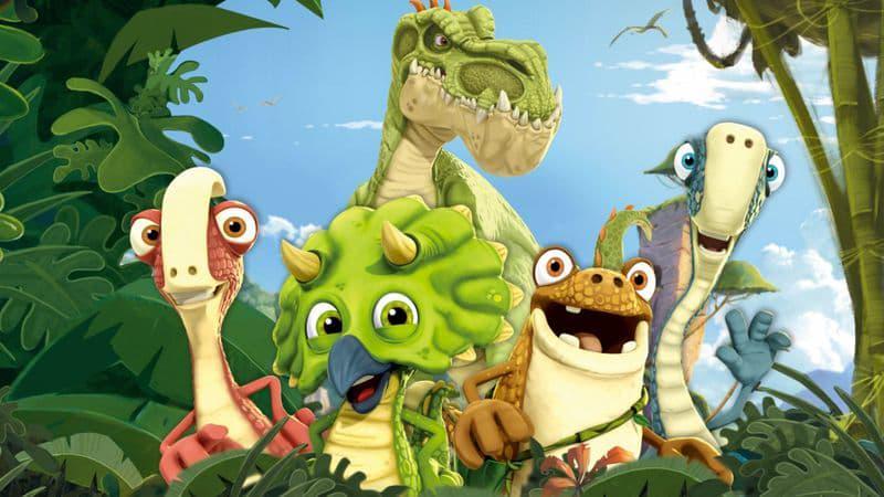 Gigantosaurus Le Jeu - Outright Games LTD.