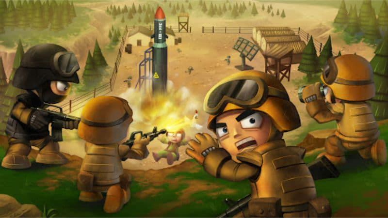 Tiny Troopers Joint Ops XL - Wired Productions