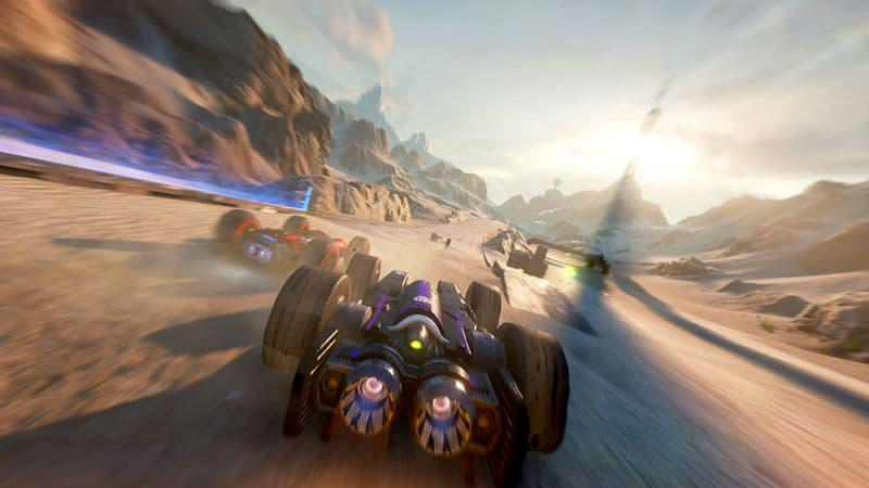 GRIP : Combat Racing - Wired Productions