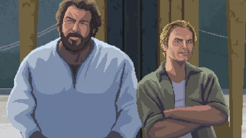 Bud Spencer & Terence Hill - Slaps And Beans - Buddy Productions GmbH