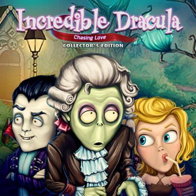 Incredible Dracula : Chasing Love