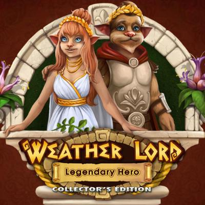 Weather Lord : Legendary Hero !