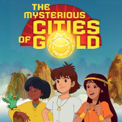 Les Mystérieuses Cités d'Or - Mondes Secrets