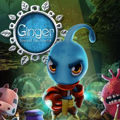 Ginger : Beyond the Crystal