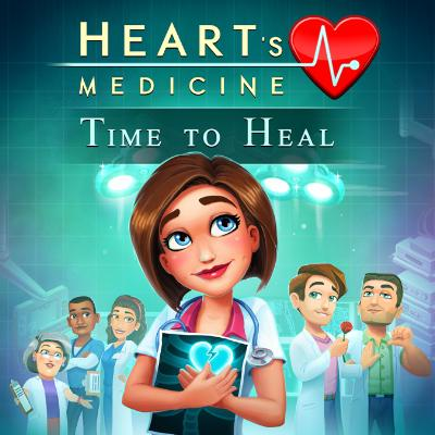 Heart's Medicine - Time to Heal